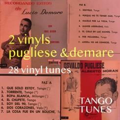 2 vinyls-Pugliese-Demare