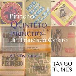 Quinteto Pirincho, dirige Francisco Canaro