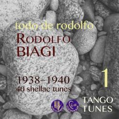 Todo de Rodolfo 1, Rodolfo Biagi, 1938-1940, 40 tunes