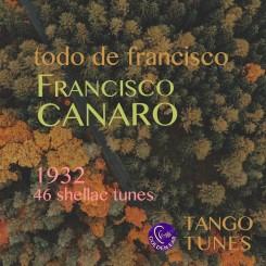 Todo de Francisco – Canaro 1932