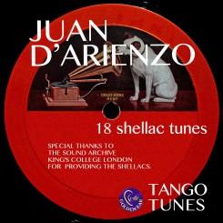 Juan D'Arienzo King's College Tango Archive