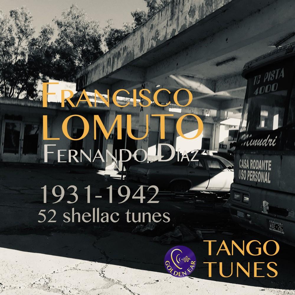Francisco Lomuto canta Fernando Díaz 1931-1942 12